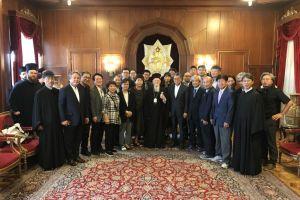 """Οικουμενικός Πατριάρχης: """"Προσευχόμαστε να ενωθούν οι διηρημένοι λαοί"""""""