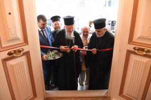 Οικουμενικός Πατριάρχης: Συνεχίζομεν να φυλάσσωμεν εδώ, εις την Πόλιν του Κωνσταντίνου, τον τόπον και τον τρόπον του βίου του Γένους