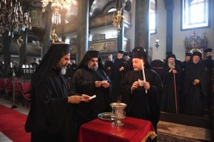 Νέος Αρχιεπίσκοπος Θυατείρων και Μ.Βρετανίας εξελέγη ο Μητροπολίτης Δαρδανελλίων Νικήτας