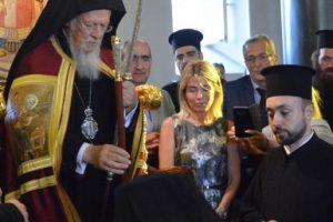 Λαμπρή ενθρόνιση του νέου Ηγουμένου της Ι.Μονής Αγίας Τριάδος Χάλκης