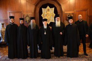 Ο Μητροπολίτης Φιλιππουπόλεως Νικόλαος του Πατριαρχείου Βουλγαρίας  στην Έδρα της Αγίας του Χριστού Μεγάλης Εκκλησίας