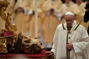 """Αθεολόγητη παρέμβαση του Πάπα Φραγκίσκου στο """"Πάτερ ημών"""""""