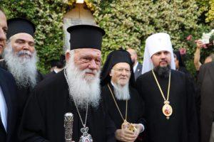 Συνωστισμός στην Κωνσταντινούπολη για την εορτή του Πατριάρχη