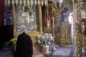 Βρέθηκαν τα τάματα που κλάπησαν από την εικόνα της «Παναγίας Πορταΐτισσας» στο Άγιο Όρος