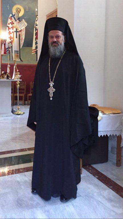Νέος «τσάρος» των Οικομομικών της εκκλησίας ο Αρχιμ. Νικόδημος Φαρμάκης