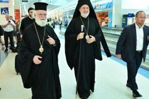 Ο Αρχιεπίσκοπος Αμερικής στην Ατλάντα