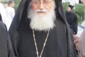 Εξεδήμησε ο Αρχιμ. Αρίσταρχος Τσαλπαράς