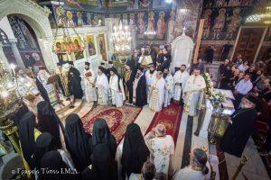 Το Ιερό Μνημόσυνο του πατρός του Πρωτοσυγκέλλου της Μητροπόλεως  Θεσσαλονίκης Αρχιμ. Ιακώβου Αθανασίου