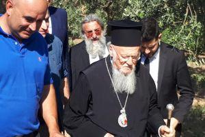 """Οικουμενικός Πατριάρχης: Ποτέ """"χαμένες"""", πάντα """"αλησμόνητες πατρίδες"""""""