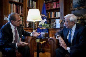 Παυλόπουλος: Η Πολιτεία δεν στάθηκε πάντα στον Απόδημο Ελληνισμό