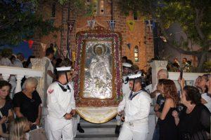 Πάνδημος εορτασμός της Αγίας Μαρίνας στη Λέρο