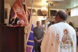 Ο Μητροπολίτης Γαλλίας Εμμανουήλ στη Λίλλη για την εορτή του Απ. Παύλου