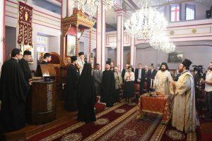 """Οικουμενικός Πατριάρχης: """"Kάθε τόπος έχει ένα Επίσκοπο ανεξαρτήτως εθνικής καταγωγής"""""""
