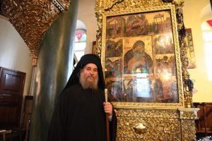 Τα θερμά λόγια του νέου Καθηγουμένου της Χάλκης για τον νέο Αρχιεπίσκοπο Αμερικής