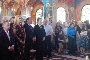 Μάτι: Ένας χρόνος από την τραγωδία που συγκλόνισε την Ελλάδα – Πλήθος κόσμου το ετήσιο μνημόσυνο