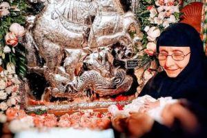 Εκδημία Καθηγουμένης Ιεράς Μονής Μύλων Γερόντισσας Θεοπίστης