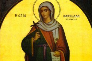 Η Αγία Μαρκέλλα η Χιοπολίτις