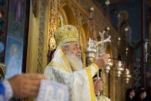 Η Εορτή του Αγίου Παΐσίου και Χειροτονία Πρεσβυτέρου στη Λαμία.