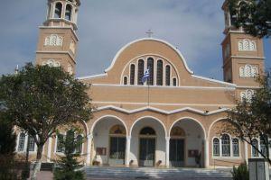 Πανηγυρίζει ο Ιερός Ναός Αγίας Κυριακής Αλεξανδρουπόλεως