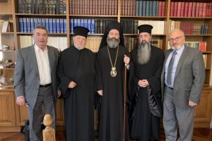 """Προσπάθεια του Αρχιεπισκόπου Αυστραλίας Μακαρίου να ενώσει τα διεστώτα: """"Το Οικ. Πατριαρχείο έχει ενωτική διάθεση"""""""