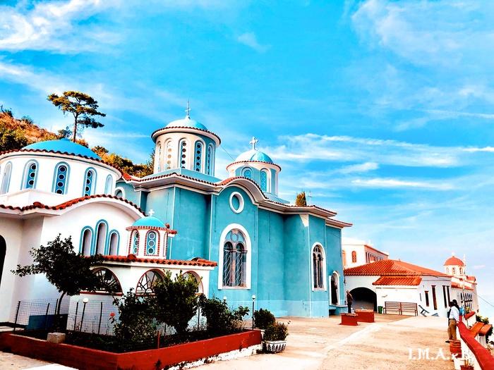 You are currently viewing Η εορτή του Αγίου Αθανασίου του Αθωνίτου στην Ι.Μ. των Αγίων Πατέρων Χίου