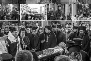 Η Φθιώτιδα υποδέχθηκε το σκήνωμα του μακαριστού Ποιμενάρχη της Νικολάου