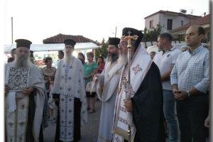 Ο Μητροπολίτης Πρεβέζης χοροστάτησε στον Εσπερινό στην Παναγία Βλαχερνών