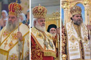 Ανακοίνωση Μητροπολιτών Λεμεσού, Κύκκου και Ταμασού για το Ουκρανικό