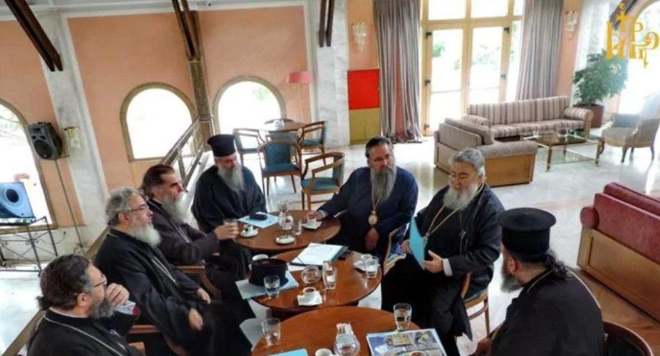 You are currently viewing Σύσκεψη στην Αρτα για το Πανελλήνιο Συνέδριο Θρησκευτικού Τουρισμού
