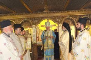 Βρυξέλλες: Η εορτή της Αγίας Μαρίνας από τον Βελγίου Αθηναγόρα
