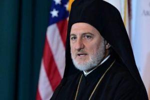Ο Αρχιεπίσκοπος Αμερικής Ελπιδοφόρος συγχαίρει τον Πρωθυπουργό και μέλη  της νέας Κυβέρνησης