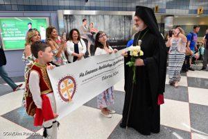 Ο Αρχιεπίσκοπος Αμερικής Ελπιδοφόρος στο Σικάγο
