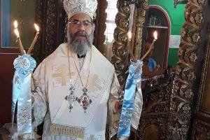 Ιεραποδημία του Μητροπολίτου Σύμης στο αρχοντονήσι της Χάλκης