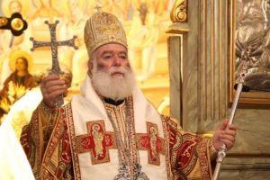 Πατριάρχης Αλεξανδρείας Θεόδωρος: «Δεν θα εγκαταλείψουμε ποτέ τις εκκλησίες μας»