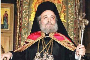 Στο νοσοκομείο ο  Πατριάρχης πρώην Ιεροσολύμων Ειρηναίος