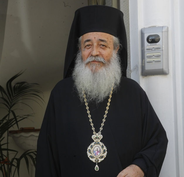 You are currently viewing Θα λείψει από την Εκκλησία ο Φθιώτιδος  Νικόλαος!