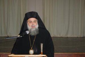 Ο Αρσινόης Νεκτάριος, ο εκλεκτός του λαού της Λάρνακας   για τη Μητρόπολη Κιτίου στην Κύπρο