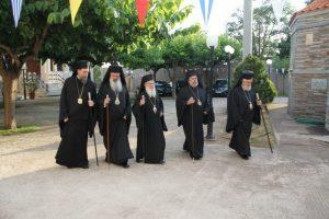 Η εορτή του Οσίου Σεραφείμ του Σάρωφ στο Τρίκορφο Φωκίδος