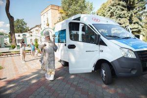 """Το """"λεωφορείου του ελέους"""" στη Λευκορωσία"""