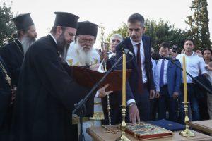 H ορκωμοσία του νέου Δημάρχου Αθηναίων