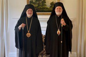 Αρχιεπίσκοπος Αμερικής Ελπιδοφόρος: «Η Ορθοδοξία στην Αμερική πρέπει να στηριχτεί στην ενότητα»