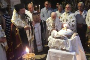 Με λαμπρότητα στην Πάτρα η απόδοση της εορτής της Κοιμήσεως της  Θεοτόκου
