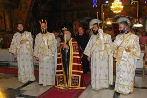 Πανηγυρική θεία Λειτουργία στον Ι.Ν. του Αγίου Αλεξάνδρου