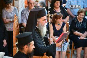 Η Αργολίδα γιορτάζει τον προστάτη της Άγιο Θεοδόσιο το νέο