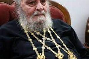 Έφθασε Αθήνα   ο Πατριάρχης πρώην Ιεροσολύμων Ειρηναίος