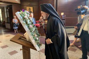 Ο Αρχιεπίσκοπος Αμερικής στον εορτασμό της Παναγίας Προυσσιώτισας στον Άγιο Νικόλαο Φλάσσινγκ