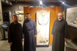 Στο Εκκλησιαστικό Μουσείο της Μακρινίτσας, Ιεράρχες του Οικ. Πατριαρχείου