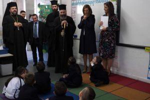 """Αρχιεπίσκοπος Αυστραλίας Μακάριος : """"Ήρθα για να διακονήσω τις ανάγκες σας"""""""