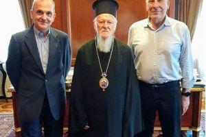 """Πρόσκληση στον Οικουμενικό Πατριάρχη για την έκθεση """"Άγιος Λουκάς ο Ιατρός"""""""