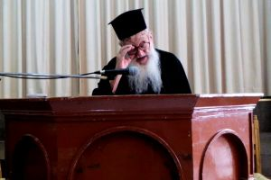 Αρχιμανδρίτης π. Νεκτάριος Μαρμαρινός, ένας σύγχρονος Άγιος!